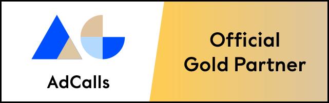 Adcalls Official Gold Partner