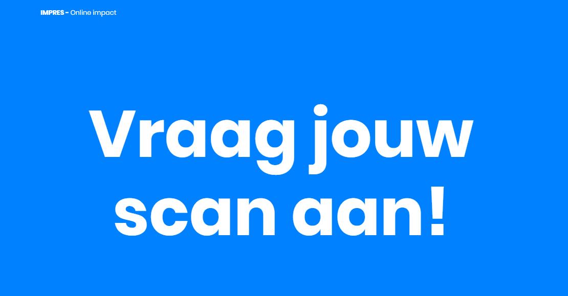 SEO scan aanvragen