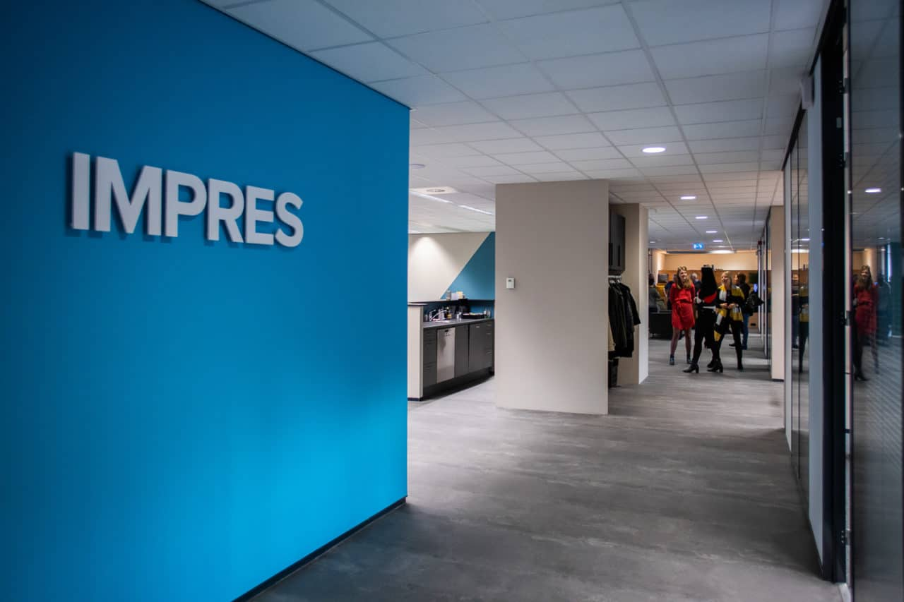 Opening pand  Impres 135