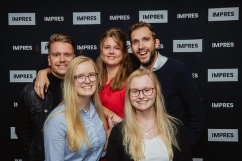Opening pand  Impres 168