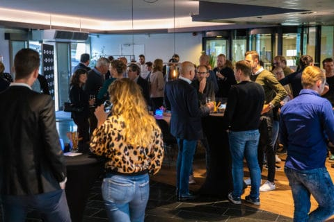 Opening pand  Impres 45