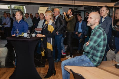 Opening pand  Impres 70