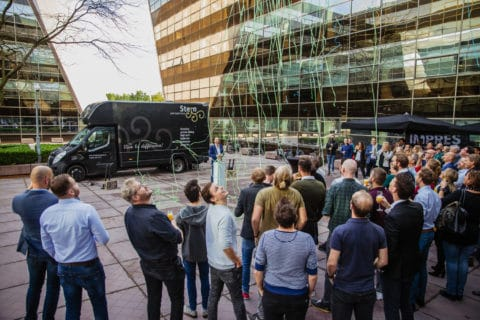 Opening pand  Impres 89