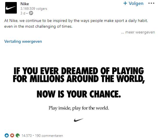 Nike post 3