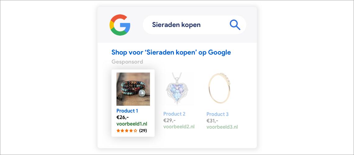 slimme shopping campagnes impres