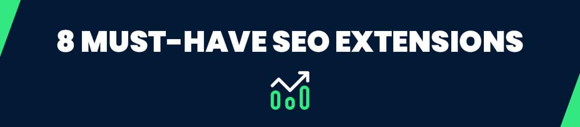 seo extensions  blog extensies